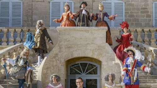 Patrimoine: ils font revivre l'histoire de France