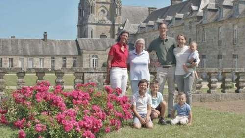 Au château de Quintin, quatre générations dans le granit breton