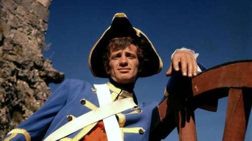 Jean-Paul Belmondo: roi et bouffon de comédie