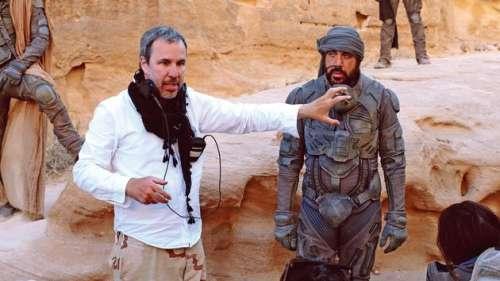 Denis Villeneuve: «Le grand écran fait partie du langage cinématographique»