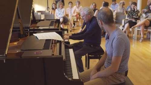 Quand les stars de la musique classique deviennent professeurs pour l'été