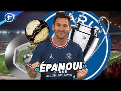 Les FOLLES RÉVÉLATIONS de Lionel Messi sur son ARRIVÉE au PSG | Revue de presse