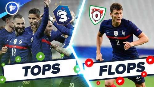 France-Pays de Galles (3-0) : Benzema maudit, Griezmann étincelant | Tops et Flops