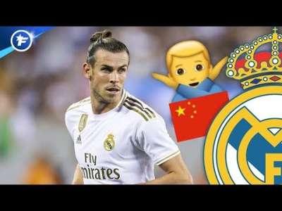 Le Real Madrid fait capoter le transfert de Gareth Bale en Chine | Revue de presse