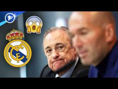 Le Real Madrid prêt à frapper fort pour remplacer Zinedine Zidane   Revue de presse