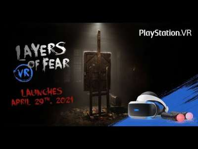 LAYERS OF FEAR VR PSVR PS4 / PS5 | PLAYSTATION VR