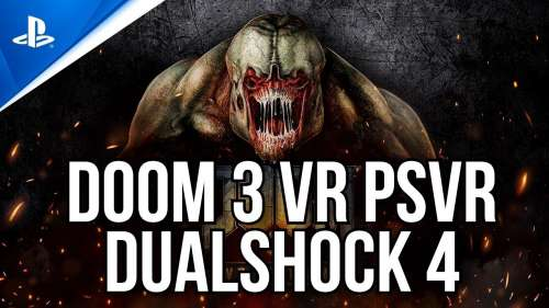 DOOM 3 VR EDITION PSVR | LET'S PLAY | DUALSHOCK 4