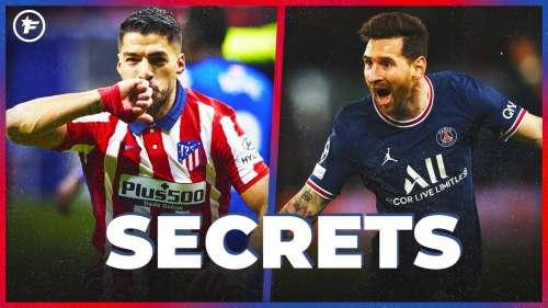 Les FOLLES CONFIDENCES de Suarez sur le départ de Messi au PSG | JT Foot Mercato