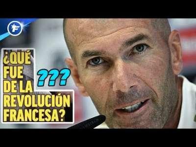 Le mercato de Zidane pose question en Espagne | Revue de presse