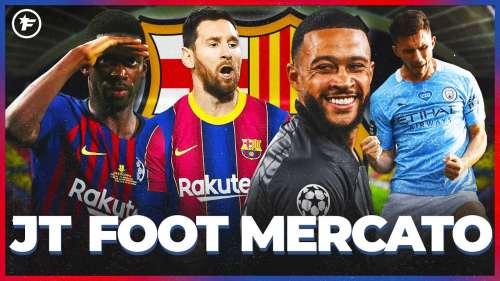 Le FC Barcelone en pleine ébullition | JT Foot Mercato