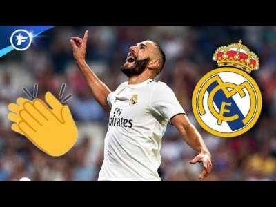 Le nouveau Karim Benzema impressionne déjà en Espagne | Revue de presse