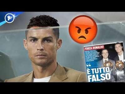 La riposte de Cristiano Ronaldo au scandale | Revue de presse