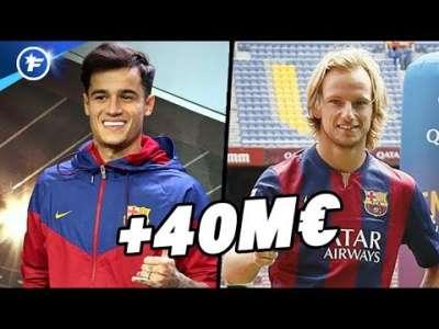 La deuxième offre du Barça pour Neymar | Revue de presse