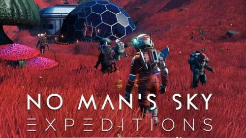 NO MAN'S SKY EXPEDITIONS | PS4 PS5 PSVR