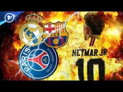 Barça-Real-PSG : la guerre des nerfs pour Neymar | Revue de presse