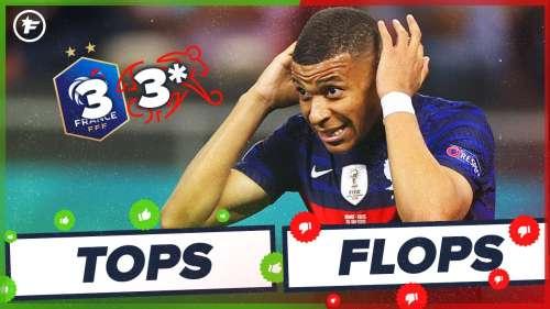 France-Suisse (3-3) : Kylian Mbappé se rate, Didier Deschamps s'est trompé | Tops et Flops