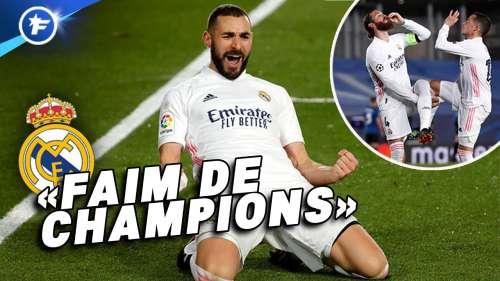 Karim Benzema et le Real Madrid impressionnent l'Europe   Revue de presse