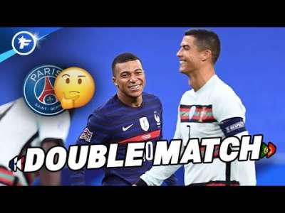 Le duel Cristiano Ronaldo-Kylian Mbappé enflamme la presse européenne & le mercato | Revue de presse