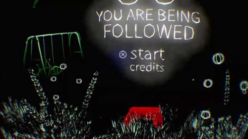 You are Being Followed PSVR Experience Gratuite