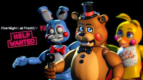 Five Nights at Freddy's VR PSVR | HELP WANTED | PlayStation VR