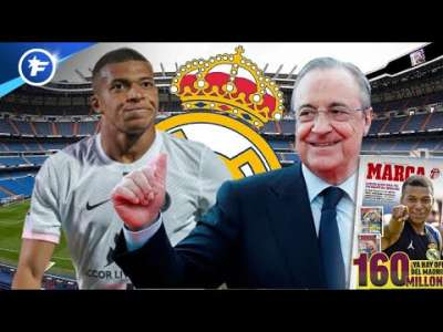 Le Real Madrid dégaine une offre de 160 M€ pour Kylian Mbappé | Revue de presse