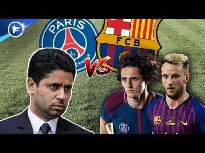 Le PSG déclare la guerre au FC Barcelone | Revue de presse