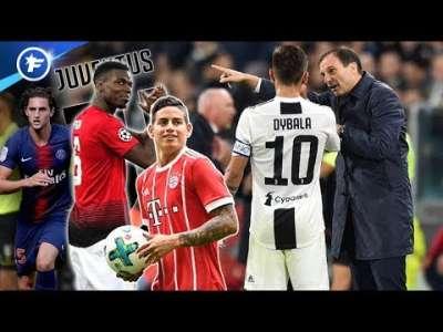 Un grand changement se prépare à la Juventus Turin   Revue de presse