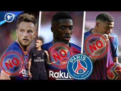 Rakitic, O. Dembélé, Todibo : personne ne veut rejoindre le PSG | Revue de presse