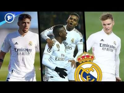 Les 4 intransférables du Real Madrid | Revue de presse