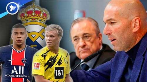 Le Real Madrid veut réaliser un double coup galactique sur le mercato | Revue de presse