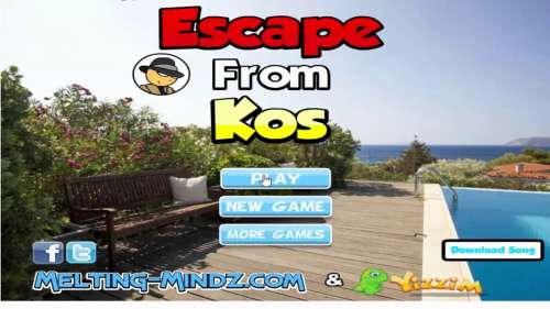 Escape From Kos walkthrough..