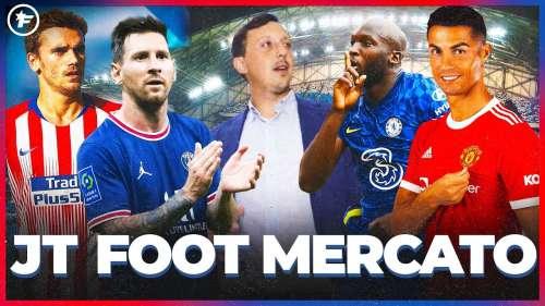 Les TOPS du mercato estival 2021 | JT Foot Mercato