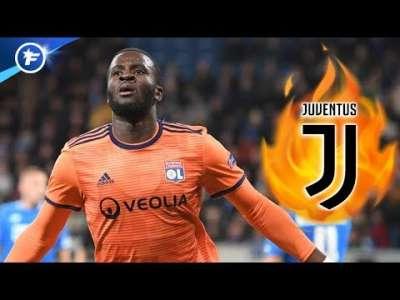 La Juventus à fond sur Tanguy Ndombélé   Revue de presse