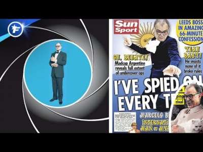 L'espionnage de Marcelo Bielsa amuse toute l'Angleterre   Revue de presse