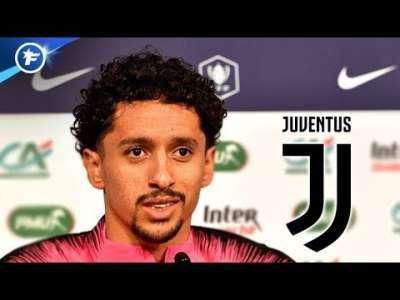 Marquinhos ouvre la porte à la Juventus   Revue de presse