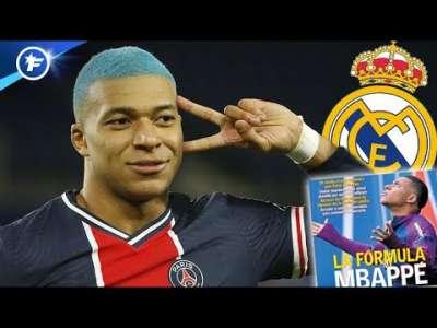 Comment le Real Madrid compte financer le transfert de Kylian Mbappé   Revue de presse