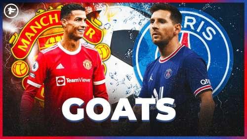 Le DUEL Cristiano Ronaldo-Lionel Messi fait RAGE | JT Foot Mercato