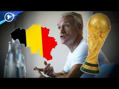 Didier Deschamps répond aux critiques des Belges | Revue de presse