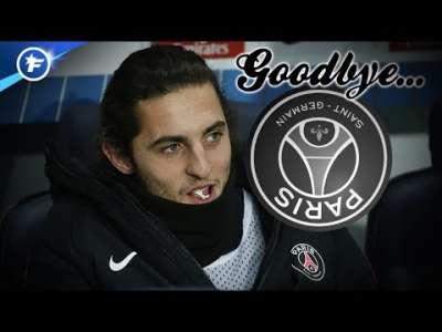 Le PSG annonce le futur départ d'Adrien Rabiot | Revue de presse