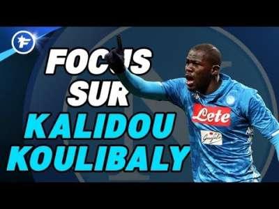 Kalidou Koulibaly, muraille du Napoli et symbole de l'anti-racisme en Italie
