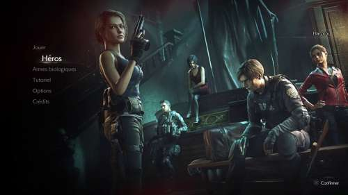 RESIDENT EVIL RE:VERSE BETA PS5
