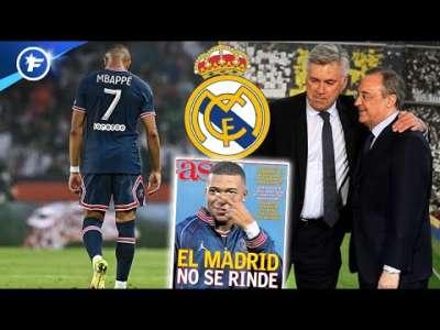 Le Real Madrid ne veut pas lâcher l'affaire pour Kylian Mbappé | Revue de presse