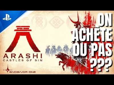 ARASHI PSVR = GHOST OF TSUSHIMA VR ??? | ON ACHÈTE OU PAS ??? | TEST PLAYSTATION VR