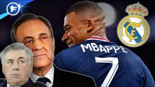 Le Real Madrid prépare son sprint final pour Kylian Mbappé | Revue de presse