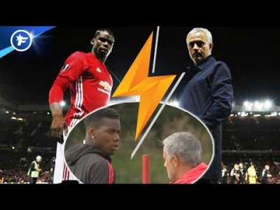 La raison du clash Paul Pogba - José Mourinho | Revue de presse