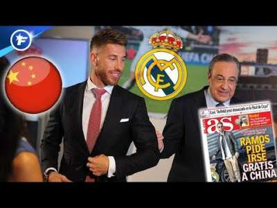 Sergio Ramos demande à quitter le Real Madrid libre | Revue de presse