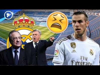 Le Real Madrid n'arrive pas à se débarrasser de Gareth Bale   Revue de presse
