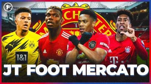 Manchester United enchaîne les offres XXL | JT Foot Mercato