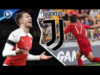 Le double coup de la Juventus   Revue de presse
