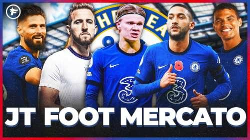 Chelsea veut tout CASSER sur le mercato | JT Foot Mercato